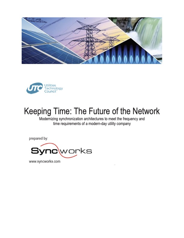 Network Synchronization White Paper